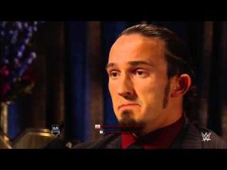 Интервью с Adrian Neville для WWE com от 03.12.2014 на русском
