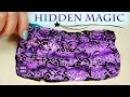 Полимерная глина -Техника ХИДДЕН МЭДЖИК (Polymer clay Hidden magic technique) / Светлана Няшина
