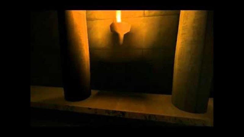 Wolfenstein Проклятие Фараонов Intro.avi