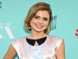 2015: Роуз на шоу «New TV» рассказывает о сериале «Я - Зомби»