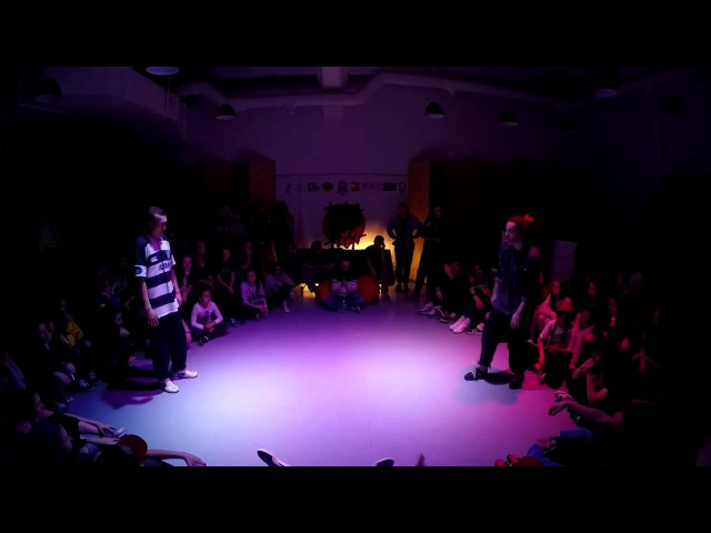 BUNYA VS PRUZHINA | 1/4 FINAL 1GROUP | TOKA HIP-HOP