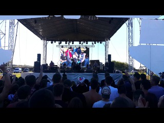 7Б-Осень Тамбов Рок фестиваль Чернозем 2015  4K