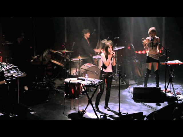 Charlotte Gainsbourg IRM Live