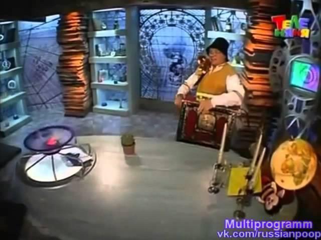 22. Новогодний сээс и шаман-шарманщик   RYTP/RYTPMV