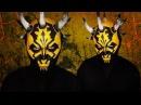 Savage Opress - Star Wars - Clone Wars - Makeup Tutorial!
