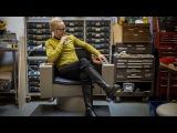 Adam Savage's One Day Builds Star Trek Captain's Chair