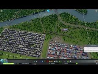 Cities: Skylines - русский цикл. 80 серия