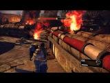 Warhammer 40,000: Space Marine - русский цикл. 1 серия.
