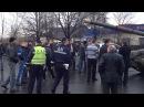 14.04.2014 Танки в г. Димитрове Донецкой области