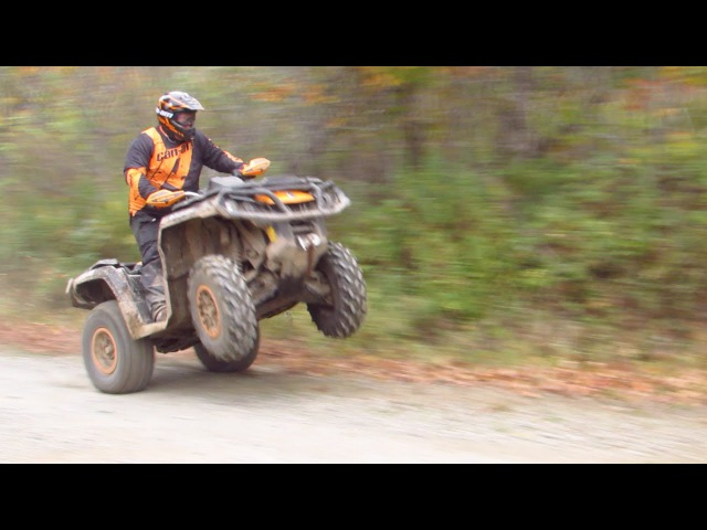 NEW 2015 CanAm Outlander 1000 XTP