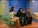 Агата Кристи. Принцип домино на НТВ, 2003 год