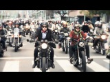 The Distinguished Gentleman's Ride (DGR) Buenos Aires 2014