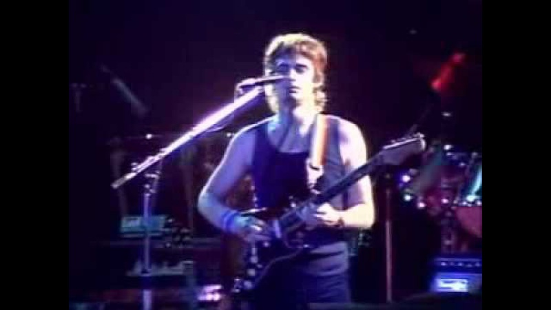 Mike Oldfield 'Crises' Live At Wembley 1983