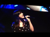 Kimmi Smiles Social Lorde Royals Parody - Amplify Tour Brisbane Convention Centre Qld. 9415