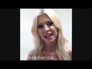 Tara Reid will be watching Miss America 2015!