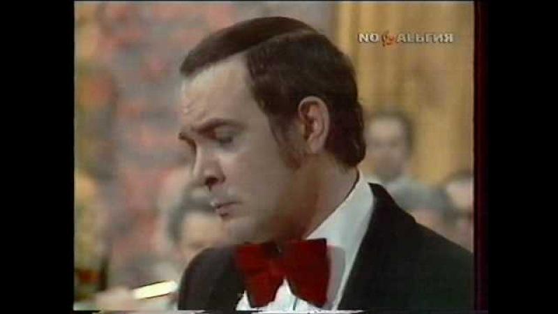 Муслим Магомаев - Тёмная ночь (9.05.1975; муз. Никиты Богословского - ст. Владимира Агатова)
