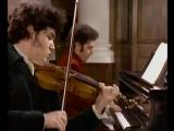 Пинчас Цукерман, Жаклин Дю Пре и Даниэль Баренбойм играют Бетховена трио №5 Призрак