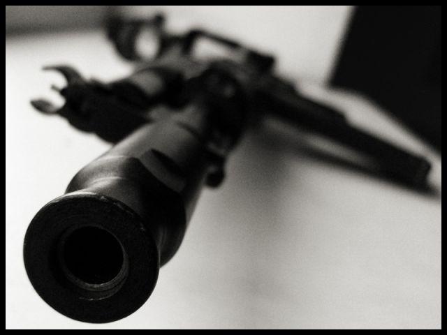 В Таганроге убийца 8 раз выстрелил в своего соседа