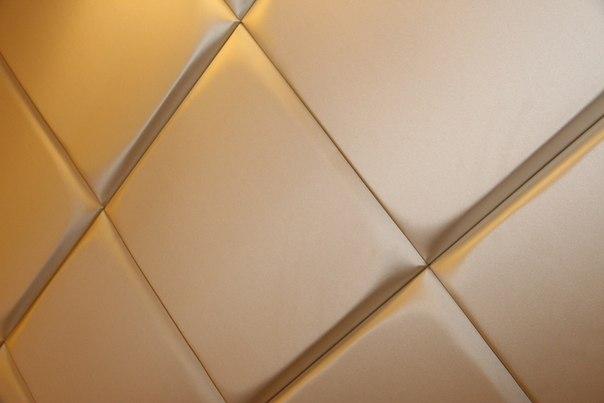 Мягкие панели для стен школа ремонта