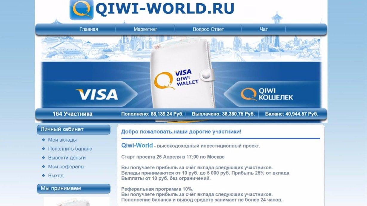 Qiwi World
