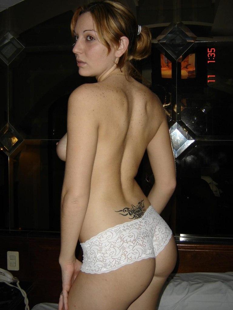 Sexy ebony female