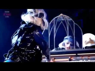Lady Gaga - Born This Way (Live @ BBC Radio 1's Big Weekend)