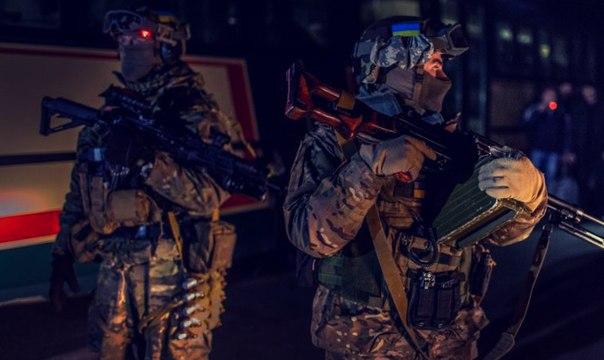 Ситуация на Донбассе остается неспокойной. Дважды из минометов обстреляны Опытное и Пески, - пресс-центр АТО - Цензор.НЕТ 2596