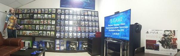 В Оренбурге открылся магазин, который осуществляет Продажу, Покупку и Обмен лицензионных дисков на PlayStation 4 и Xbox 360
