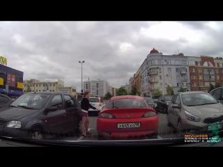 Лучшая защита от угона. Смешной способ оставлять свой автомобиль без наблюдения. Бог есть