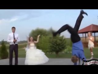 Свадебные Приколы 2015. Подборка смешных свадебных моментов