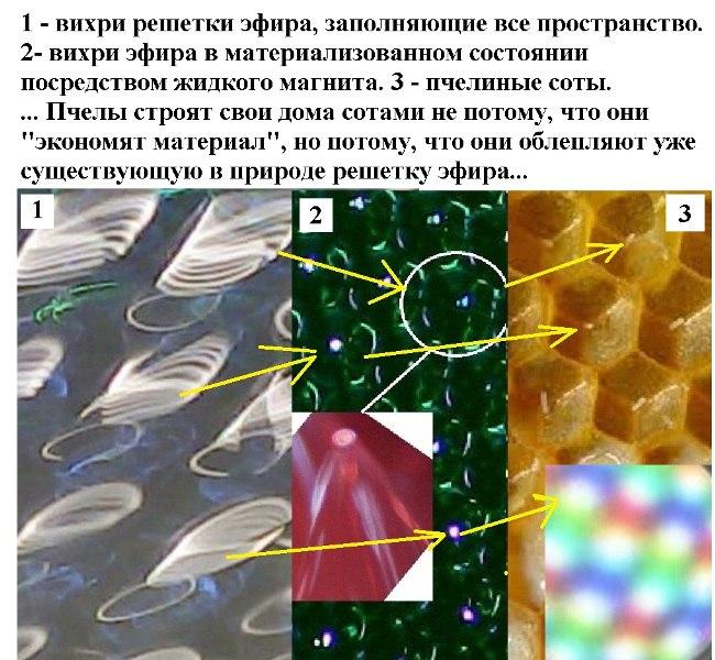 Факты доказывающие существование решетки эфира HebiIr44tZo