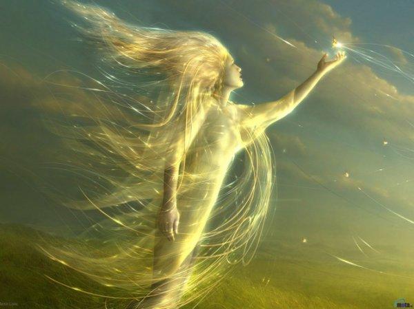 О Ветре, который хотел научиться летать