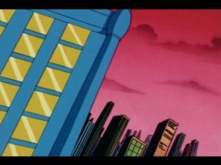Коты Быстрого Реагирования 9 серия из 13 / SWAT Kats: The Radical Squadron Episode 9 (1993 - 1995)