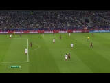 Суперкубок УЕФА-2015 (HD) Барселона - Севилья 1-4.Суарес.ts