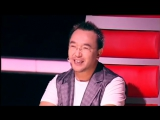 The Blind Auditions - Episode 1 - Roza Mukatayeva - The Voice Of Kazakhstan - Season 1