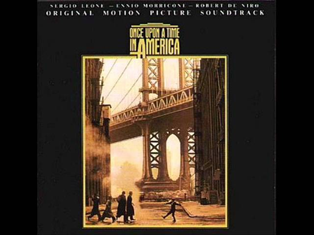Once Upon A Time In America Soundtrack Suite Ennio Morricone