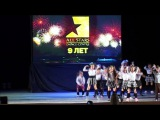 Потап и Натся - Чумачечая весна. Kids show by Алина Батекина. All Stars Dance Centre 2015