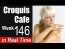 Croquis Cafe: Figure Drawing Resource No. 146