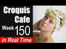 Croquis Cafe: Figure Drawing Resource No. 150