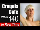 Croquis Cafe: Figure Drawing Resource No. 140