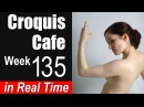 Croquis Cafe: Figure Drawing Resource No. 135