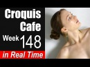 Croquis Cafe: Figure Drawing Resource No. 148