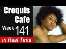 Croquis Cafe: Figure Drawing Resource No. 141