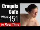 Croquis Cafe: Figure Drawing Resource No. 151
