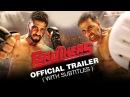 Brothers | Official Subtitled Trailer | Akshay Kumar | Sidharth Malhotra | Jackie Shroff