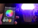 Lumen bluetooth led smart bulb