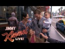 Kimmel Asks Kids Who Do You Love More... Mom or Dad