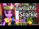 MLP Equestria Girls: Friendship Games Twilight Sparkle (Mall) My Little Pony MLPEG Toy Doll Review