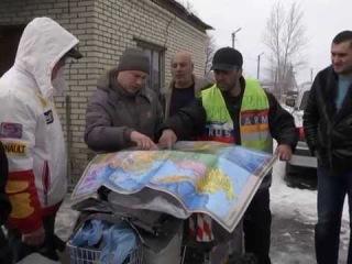 Велопутешественник из Армении Артур Оганян путешествует по России