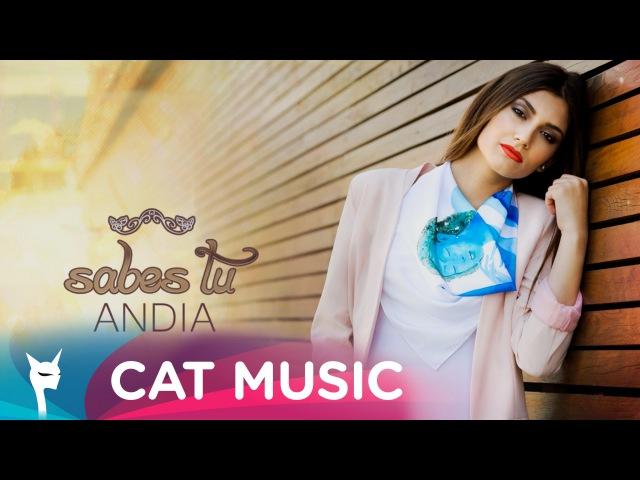 ANDIA Sabes tu Lyric Video
